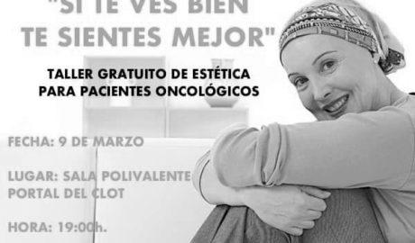 María Ferrer inicia unos talleres para enseñar a las mujeres cómo sobrellevar mejor el cáncer