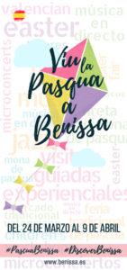 Fireta de Pasqua: artesanía, gastronomía, Food Trucks, talleres... 'Viu la Pasqua a Benissa' @ Benissa