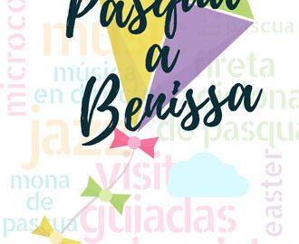 Fireta de Pasqua: artesanía, gastronomía, Food Trucks, talleres... 'Viu la Pasqua a Benissa'