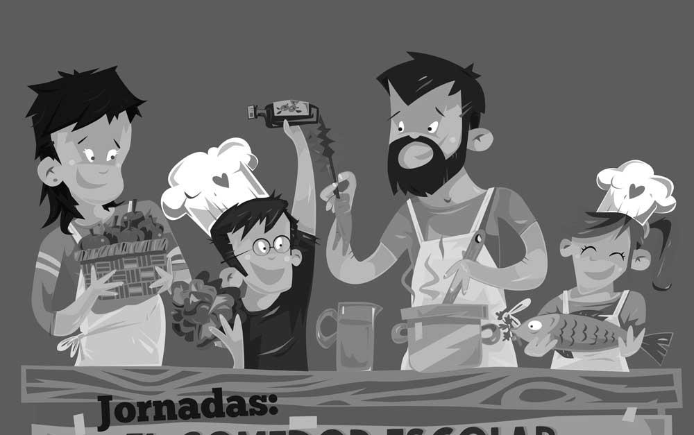 El ceip llebeig de d nia acoge unas jornadas sobre comedores escolares sostenibles y m s - Empresas de comedores escolares valencia ...